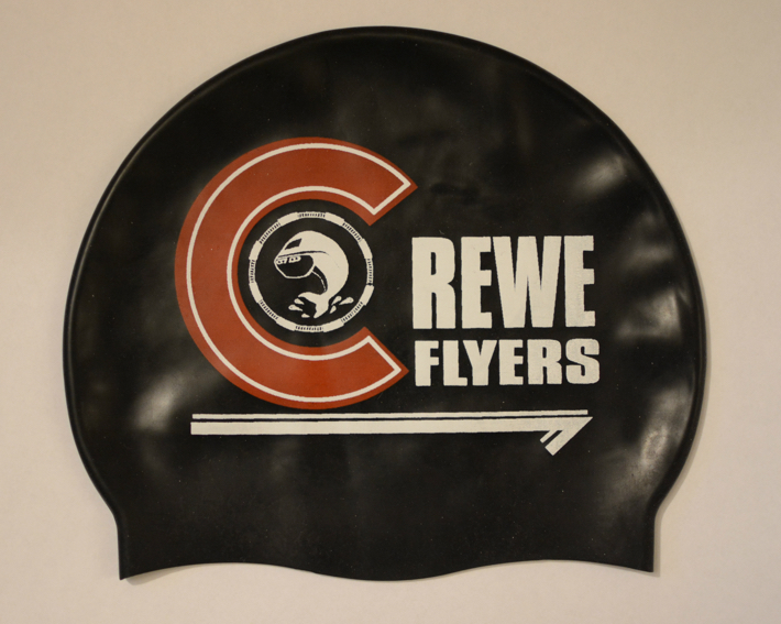 Crewe Flyers Swim Cap