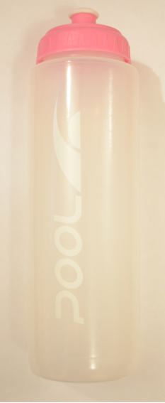 Pool Water Bottle - Pink